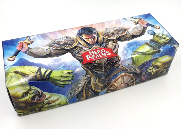 Hero Realms Deck Box