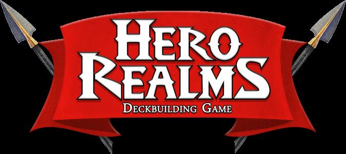 Hero Realms Deck-building Game