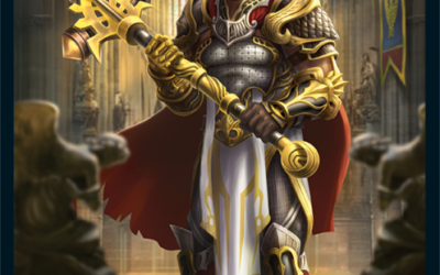Citizens of Thandar: Cleric