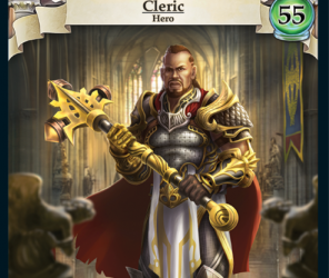 Citizens of Thandar: Cleric