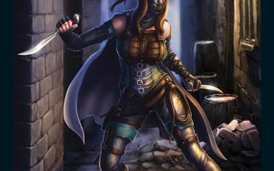 Citizens of Thandar: Thief