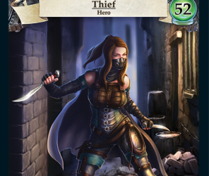 Citizens of Thandar: Thief