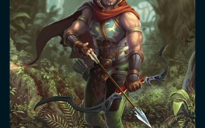 Citizens of Thandar: Ranger