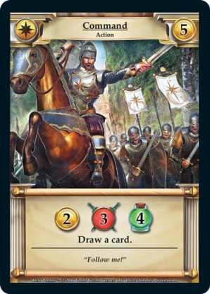 Card Gallery | Hero Realms Deck-building Game