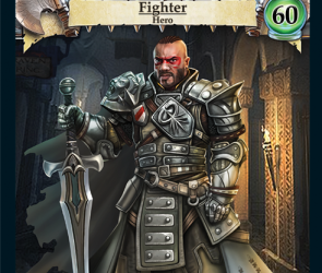 Citizens of Thandar: Fighter