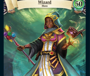 Citizens of Thandar: Wizard