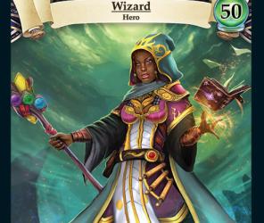 Citizens of Thandar: Wizard