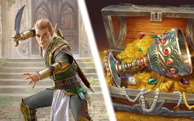 Kickstarter Card and Lore Preview #2: Relics!