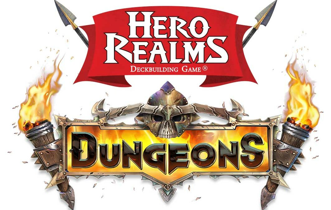 Hero Realms Dungeons Card Spoilers!
